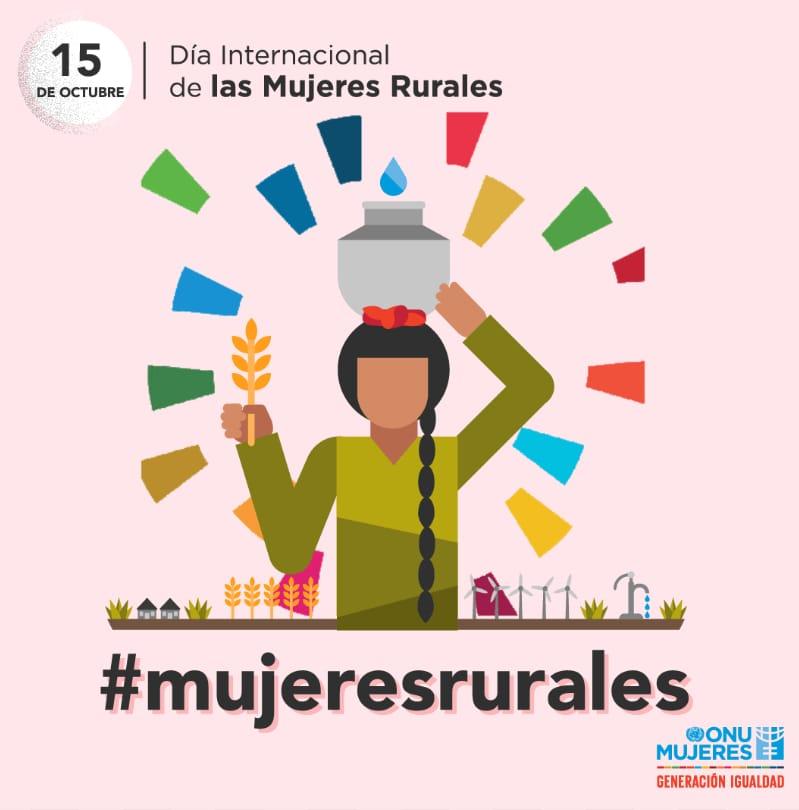 Feliz Dia De La Mujer Rural Ayuntamiento De Valdemanco En este día tan especial. feliz dia de la mujer rural ayuntamiento de valdemanco